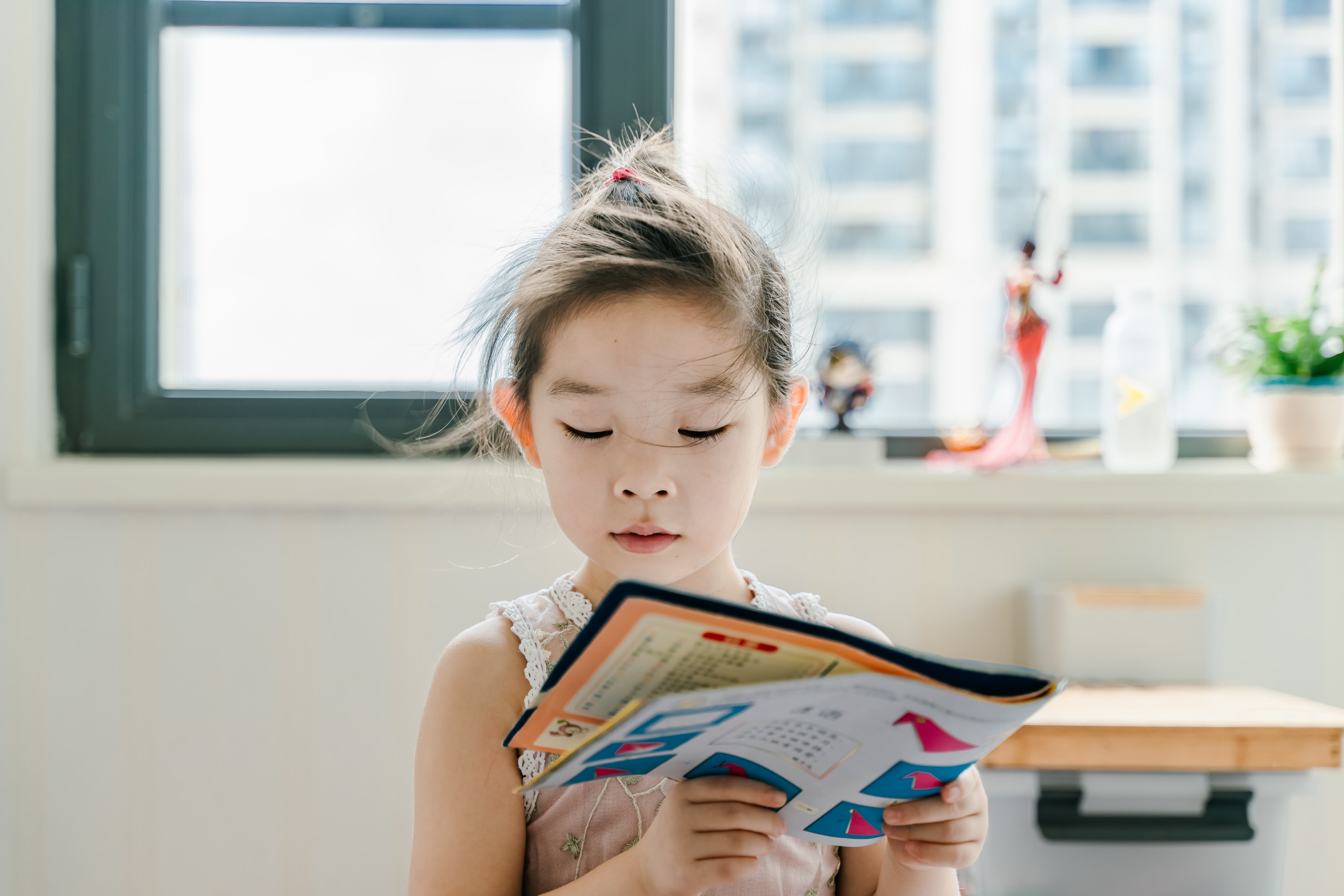 Reading for Preschoolers, What is it like and how can we improve it?