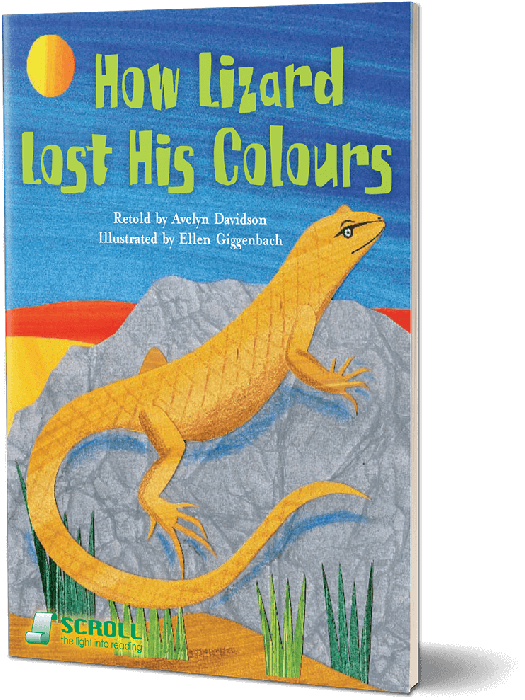 How Lizard Lost His Colours
