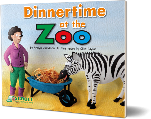 Dinnertime At The Zoo