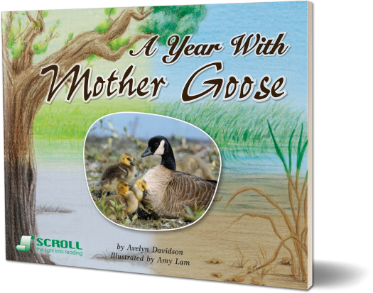 A Year With Mother Goose