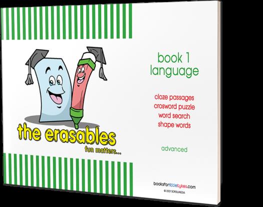 Erasables Language 1