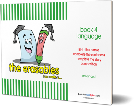 Erasables Language 4