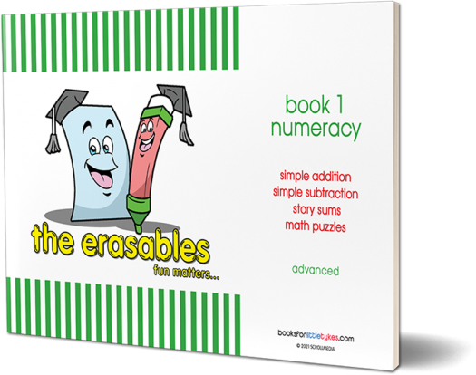 Erasables Numeracy 1