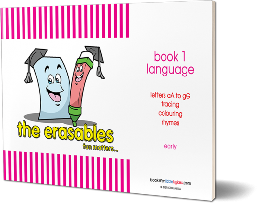 Erasables Language 1