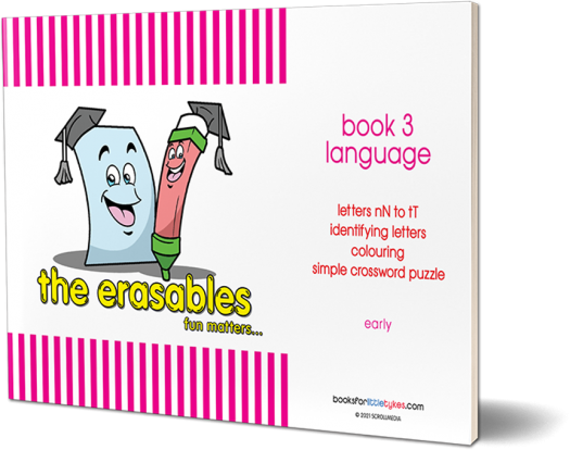Erasables Language 3