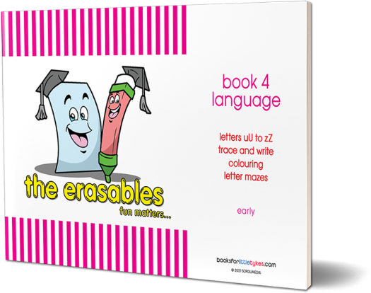 Erasables Language 4