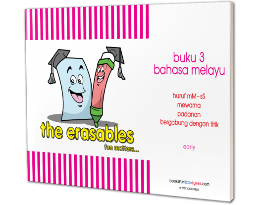 Erasables Malay 3