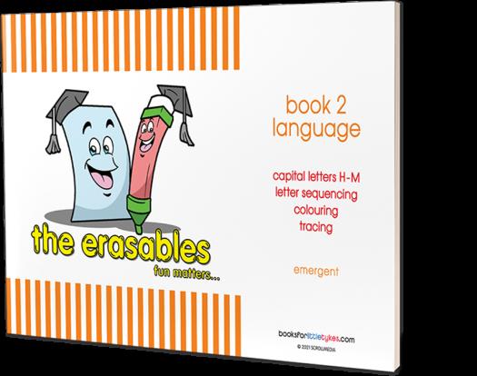 Erasables Language 2
