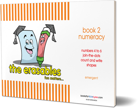 Erasables Numeracy 2