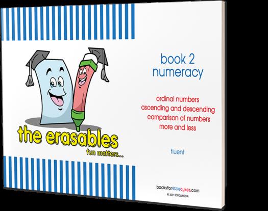 Erasables Numeracy 2
