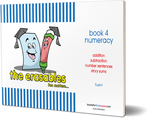 Erasables Numeracy 4