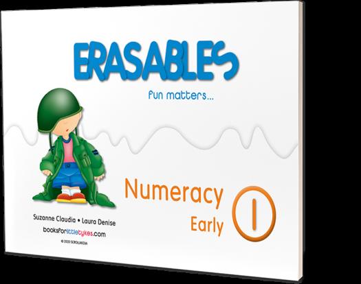Erasables Numeracy 1