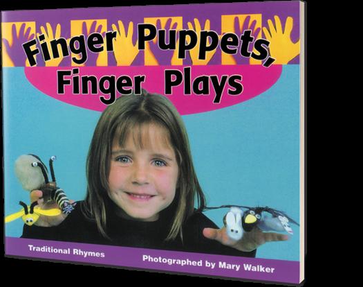 Finger Puppets, Finger Plays