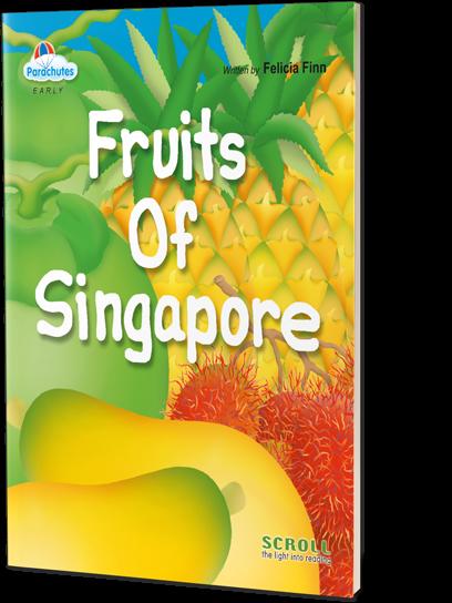 Fruits Of Singapore (English)