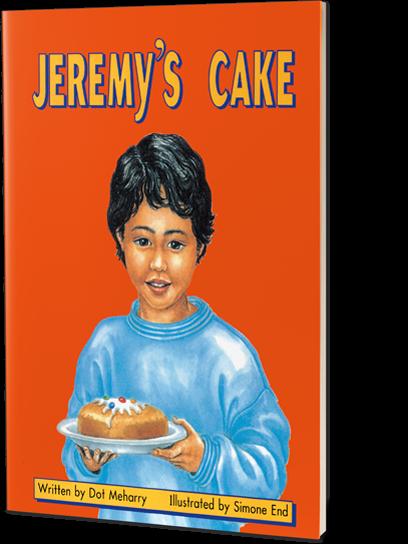 Jeremy's Cake