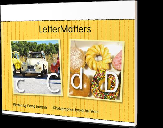 LetterMatters CD