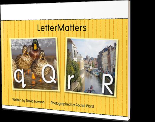 LetterMatters QR