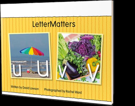 LetterMatters UV