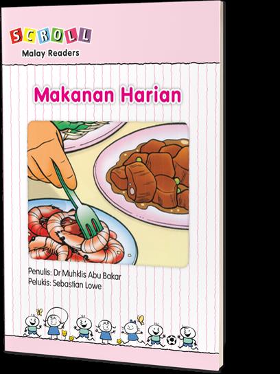 Makanan Harian (My Food)