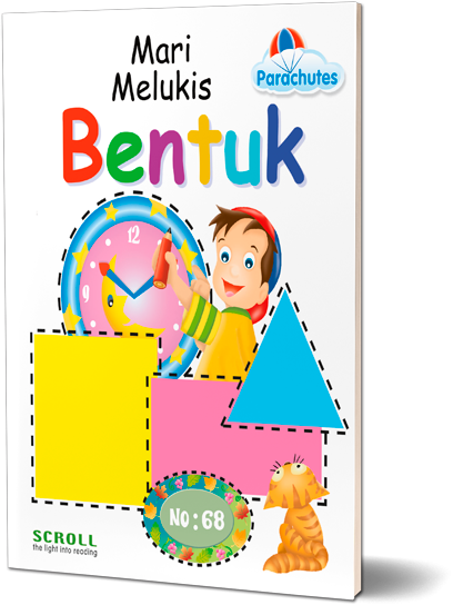 Mari Melukis Bentuk (Let's Draw Shapes)