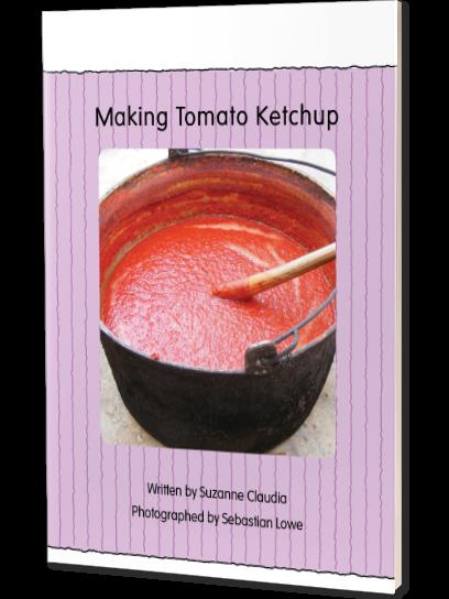 Making Tomato Ketchup