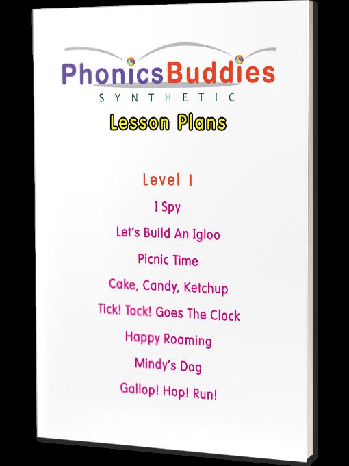 Lesson Plans - Level 1