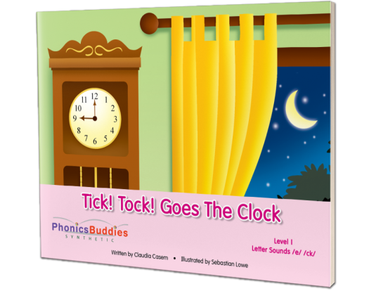 Tick! Tock! Goes The Clock