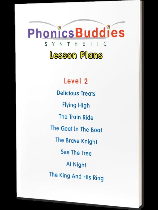 Lesson Plans - Level 2