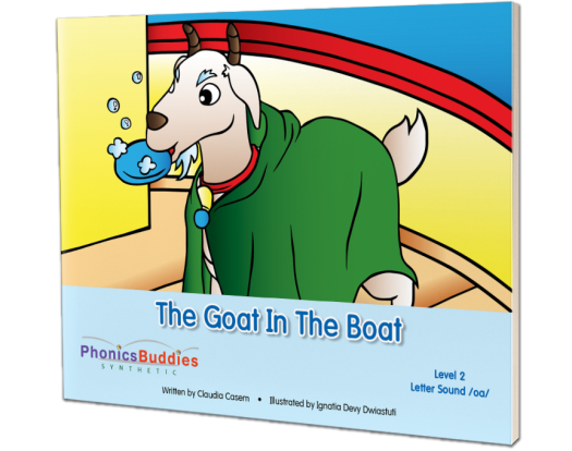The Goat In The Boat