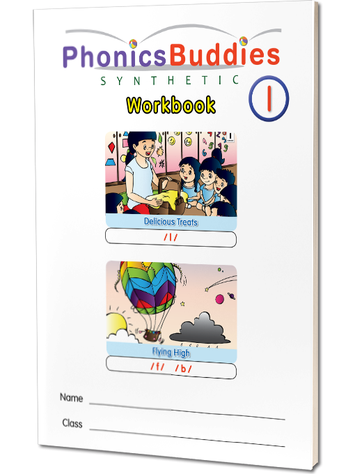 Set of 4 Workbooks - Level 2 (click to view books)