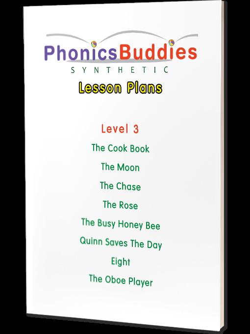 Lesson Plans - Level 3