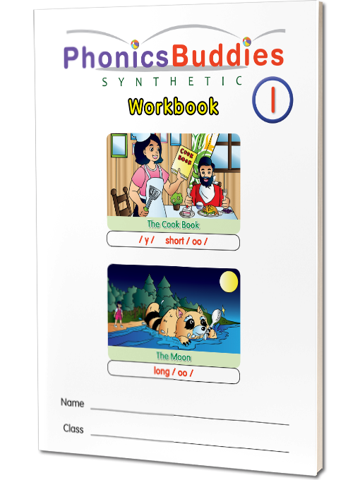 Set of 4 Workbooks - Level 3 (click to view books)