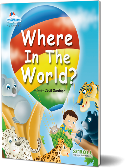 Where In The World? (English)