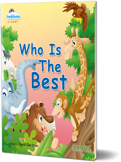 Who Is The Best? (English)